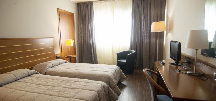 camera doppia hotel cristal